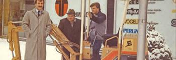 1981 – Gründung der GmbH